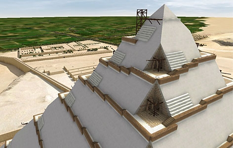 a brief examination of the pyramid concept of ancient egyptian history Examination ancient history  what were the pyramid texts (b) outline the main architectural features of the giza pyramid complex  ancient civilization egypt .