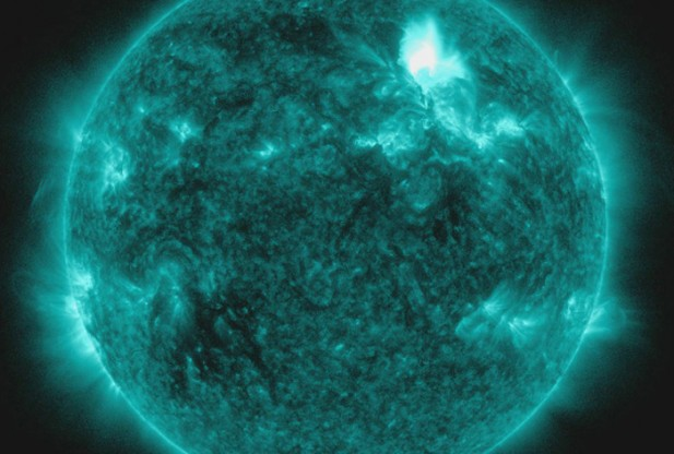 2012 solar storm end of the world - photo #3