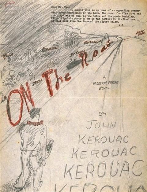 Art beatnik Kerouac-cover1-e1344198245318