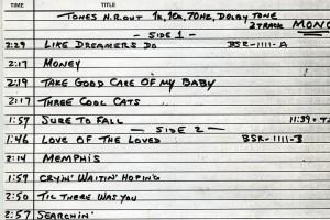 Beatles Decca Demo