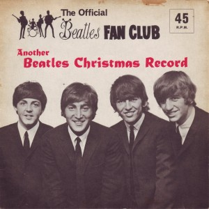 Beatles Christmas 1964