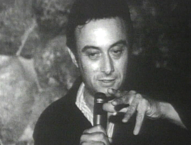 Lenny Bruce Riffs and Rants on Injustice and Hypocrisy in ...