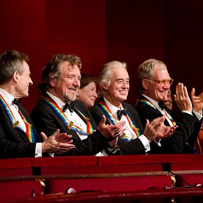 tribute to led zeppelin 35th kennedy center honors dvd