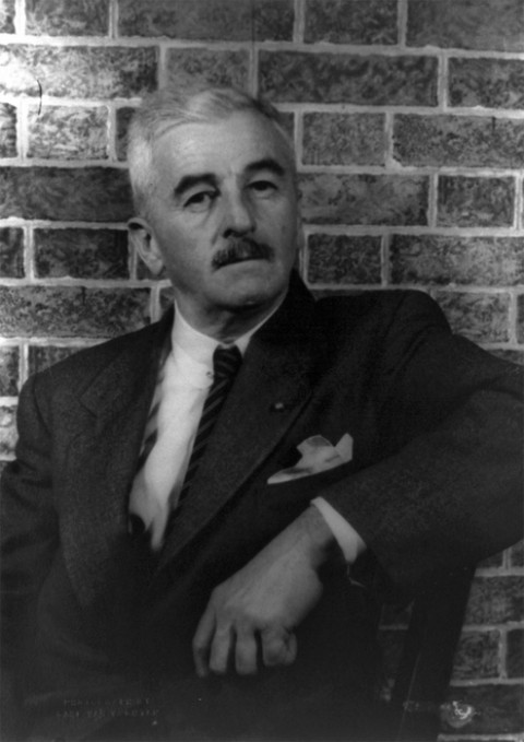 william faulkner PR 1956