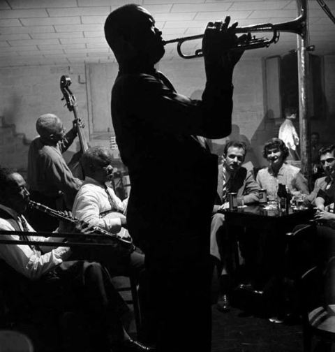 Jazz music in the 1920s