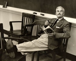 William Faulkner at UVA