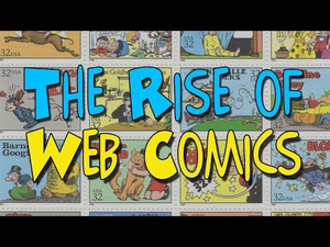 The Rise of Webcomics: PBS' Off Book Series Explores the Emergence of New Popular Art Form