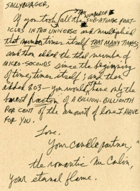 carlin letter