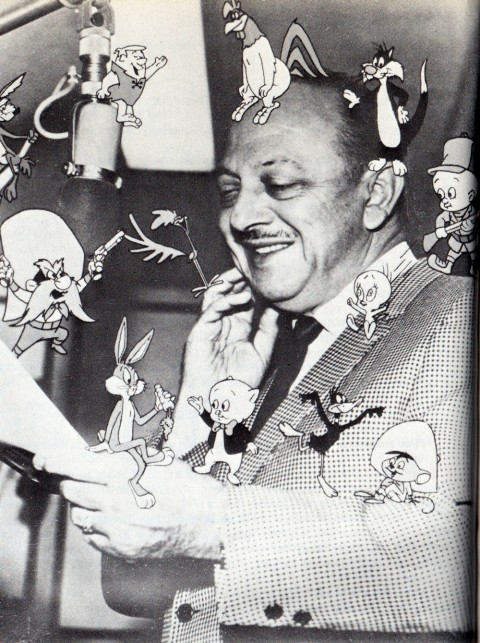 Mel Blanc The Strange Day When Bugs Bunny Saved the Life of Mel